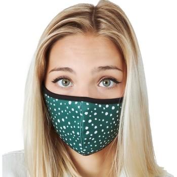 Accessoires Damen Masken Abbacino 90271 90 Grün