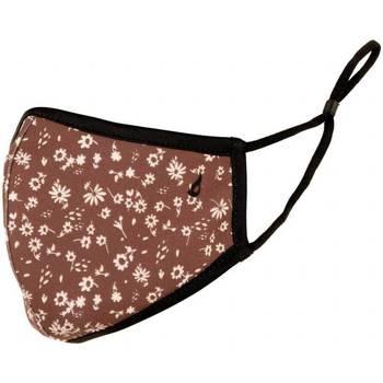 Accessoires Damen Masken Abbacino 90308 56 Brown