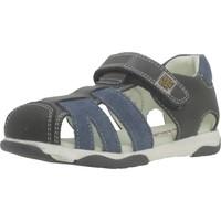 Schuhe Jungen Sandalen / Sandaletten Garvalin 202331 Blau