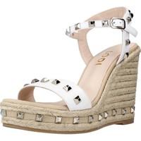 Schuhe Damen Sandalen / Sandaletten Lodi YOEL Weiß