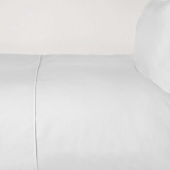Home Bettbezug Belledorm Kingsize Weiß