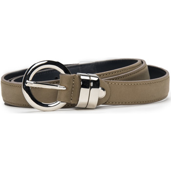 Accessoires Damen Gürtel Nae Vegan Shoes BeltBlanes_Camel Beige