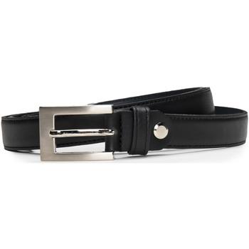 Accessoires Damen Gürtel Nae Vegan Shoes BeltCamp_Black Schwarz