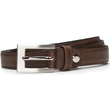 Accessoires Damen Gürtel Nae Vegan Shoes BeltCamp_Brown Braun