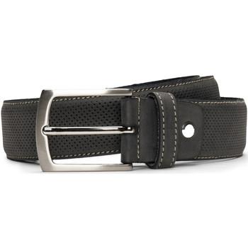 Accessoires Herren Gürtel Nae Vegan Shoes BeltCanet_Grey Grau