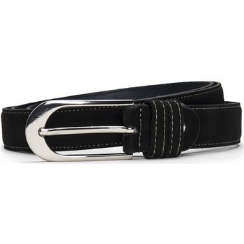 Accessoires Damen Gürtel Nae Vegan Shoes BeltPera_Black Schwarz
