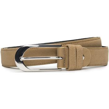 Accessoires Damen Gürtel Nae Vegan Shoes BeltPera_Camel Beige