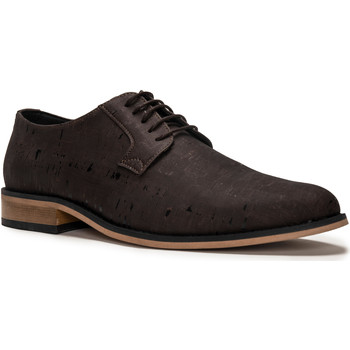 Schuhe Herren Derby-Schuhe Nae Vegan Shoes Jake_Cork Braun