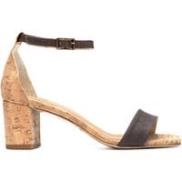 Schuhe Damen Sandalen / Sandaletten Nae Vegan Shoes Margot_Cork Braun