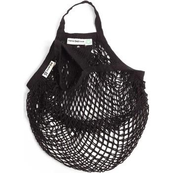 nae vegan shoes -   Shopper Turtle_Bag_Black