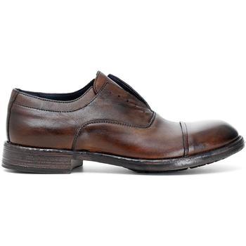 Schuhe Herren Richelieu Café Noir FRE252 NERO