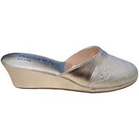 Schuhe Damen Pantoletten / Clogs Milly MILLY4000arg grigio