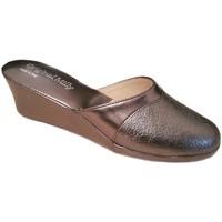 Schuhe Damen Pantoletten / Clogs Milly MILLY4000pio marrone