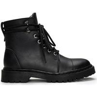 Schuhe Boots Nae Vegan Shoes Charlie_Black Schwarz