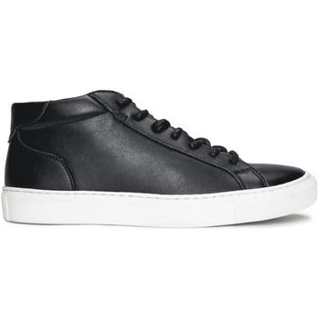 Schuhe Herren Sneaker High Nae Vegan Shoes Matt_Black Schwarz