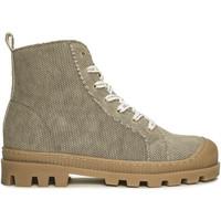 Schuhe Damen Low Boots Nae Vegan Shoes Noah_Green_OrgCot Grün