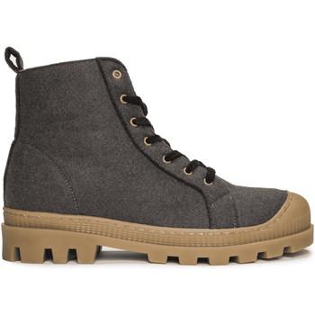 Schuhe Damen Low Boots Nae Vegan Shoes Noah_Grey_PET Grau