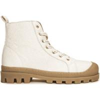 Schuhe Boots Nae Vegan Shoes Noah_Pinatex_White Weiss