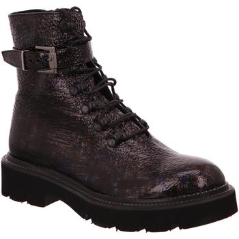 Schuhe Damen Boots Macakitzbühel Stiefeletten 2757 BROWN braun