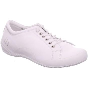 Schuhe Damen Sneaker Low Andrea Conti Schnuerschuhe 1881719-001 weiß