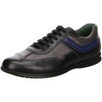 Schuhe Herren Sneaker Low Galizio Torresi Schnuerschuhe  315900 nero smoke schwarz