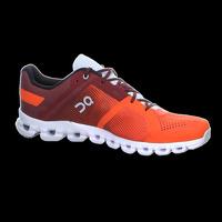 Schuhe Herren Laufschuhe On Sportschuhe CLOUDFLOW 25.99588 Flare Dawn orange