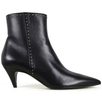 Schuhe Kinder Stiefel Saint Laurent  Schwarz