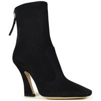 Schuhe Damen Low Boots Vintage  Schwarz