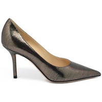 Schuhe Damen Pumps Jimmy Choo  Silbern