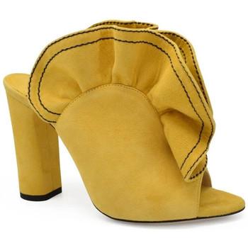 Schuhe Damen Pantoffel Jimmy Choo  Gelb