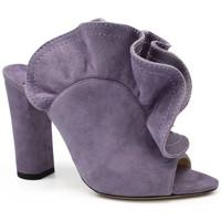 Schuhe Damen Pantoffel Jimmy Choo  Violett