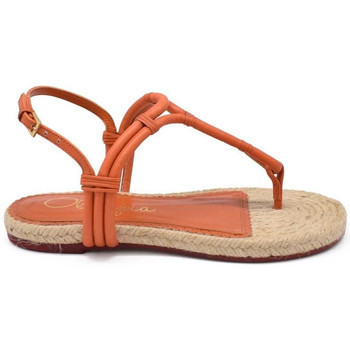 Schuhe Damen Sandalen / Sandaletten Charlotte Olympia  Orange
