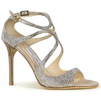Schuhe Damen Sandalen / Sandaletten Jimmy Choo  Beige