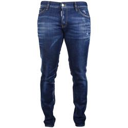 Kleidung Herren Slim Fit Jeans Dsquared  Blau