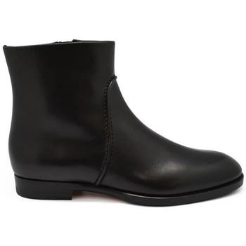 Schuhe Damen Stiefel Santoni  Schwarz