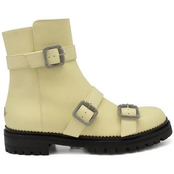 Schuhe Damen Stiefel Jimmy Choo  Beige