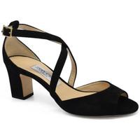 Schuhe Damen Sandalen / Sandaletten Jimmy Choo  Schwarz