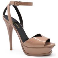 Schuhe Damen Sandalen / Sandaletten Saint Laurent  Rose