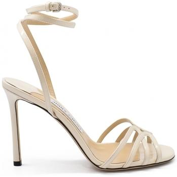 Schuhe Damen Sandalen / Sandaletten Jimmy Choo  Weiss