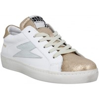 Schuhe Damen Sneaker Low Semerdjian 135357 Weiss