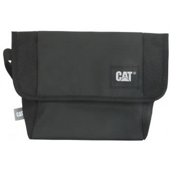 Taschen Handtasche Caterpillar Detroit Courier Bag Schwarz