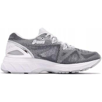 Schuhe Damen Sneaker Low Asics Gelnimbus 20 Platinum Grau