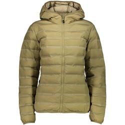 Kleidung Damen Daunenjacken Cmp Sport WOMAN JACKET FIX HOOD 30Z6096-P538 beige