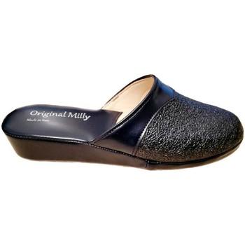 Schuhe Damen Pantoletten / Clogs Milly MILLY4200blu blu