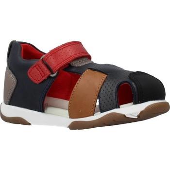 Schuhe Jungen Sandalen / Sandaletten Garvalin 202335 Blau