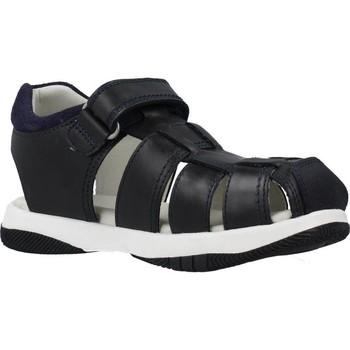 Schuhe Jungen Sandalen / Sandaletten Garvalin 202451 Blau