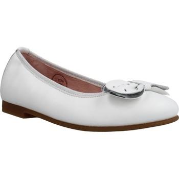 Schuhe Mädchen Ballerinas Garvalin 202600 Weiß