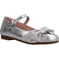 Schuhe Mädchen Ballerinas Garvalin 202604 Silber