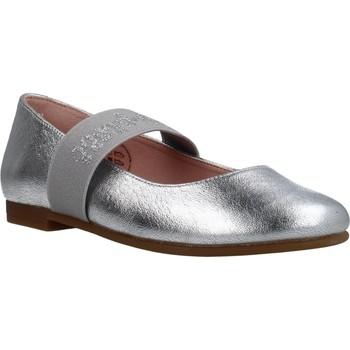 Schuhe Mädchen Ballerinas Garvalin 202605 Silber