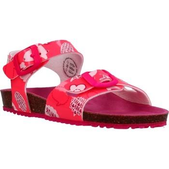 Schuhe Mädchen Sandalen / Sandaletten Agatha Ruiz de la Prada 202987 Rosa